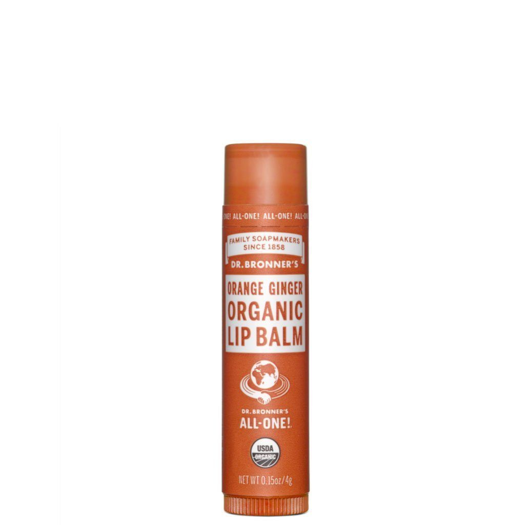 Lip Balm Orange Ginger