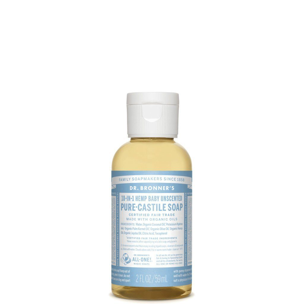 Baby Unscented Liquid Soap