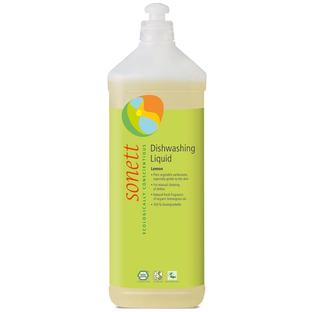 Lemon Dishwashing Liquid