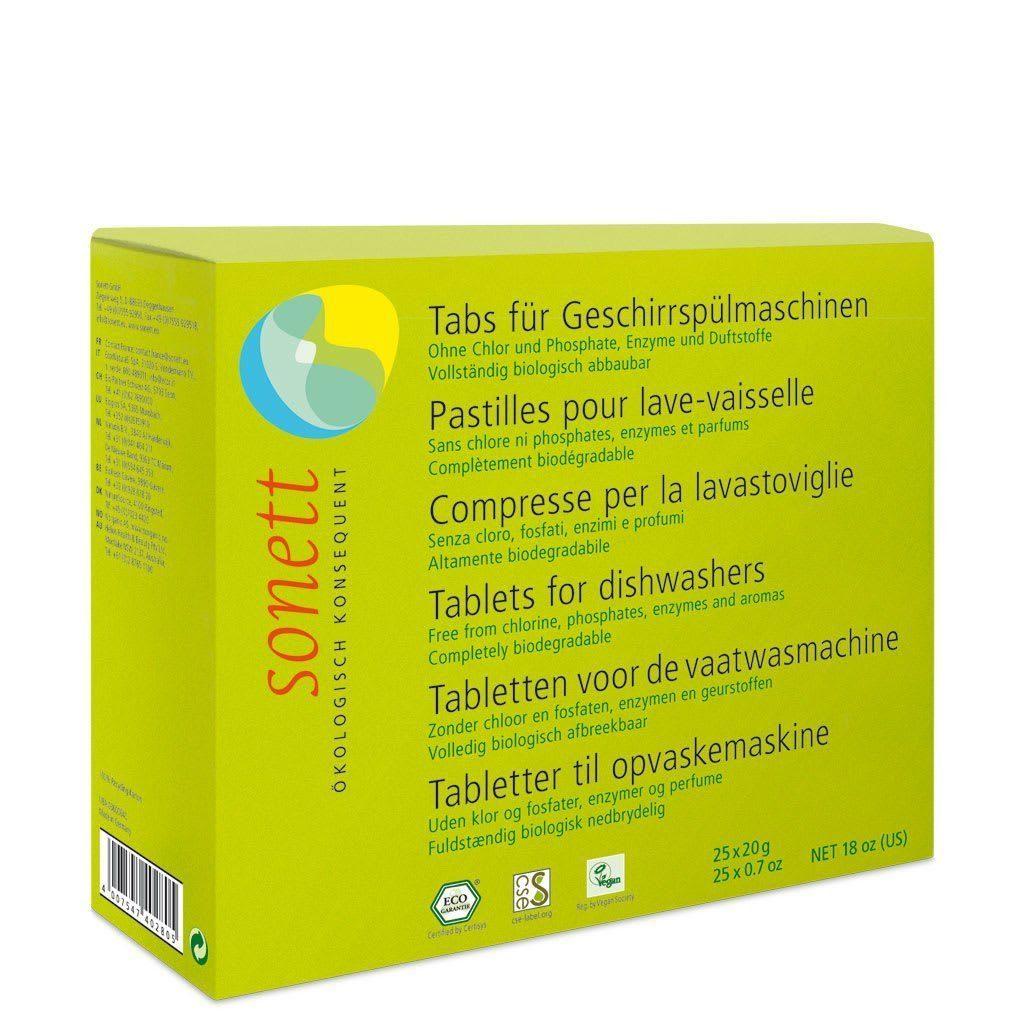 Nõudepesumasina tabletid