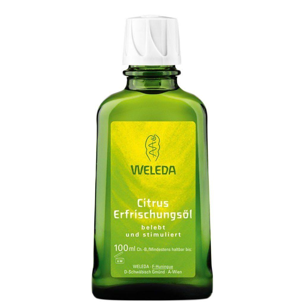 Citrus Refreshing Body Oil
