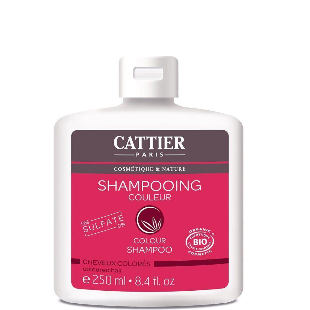 Šampoon värvitud juustele