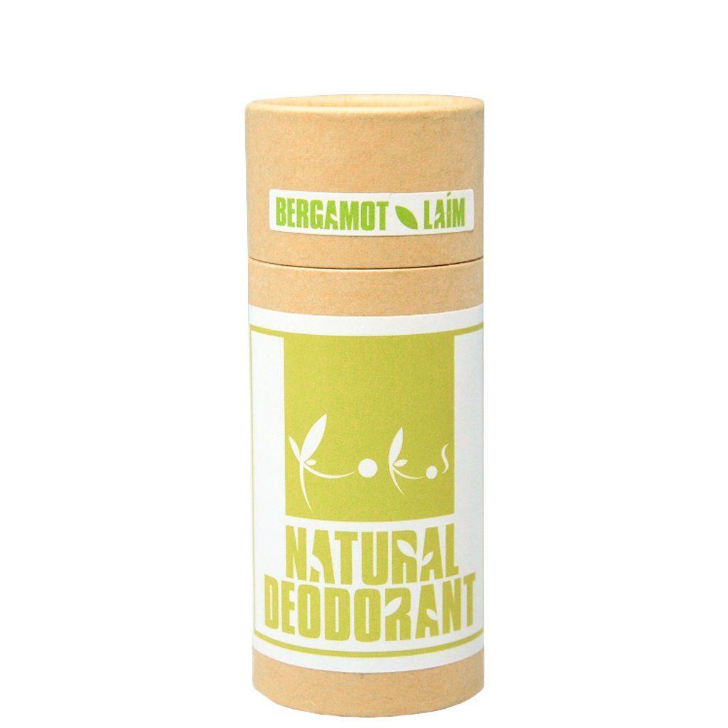 Deodorant bergamoti ja laimiga