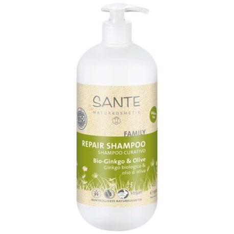 Hooldav šampoon ginko ja oliivi