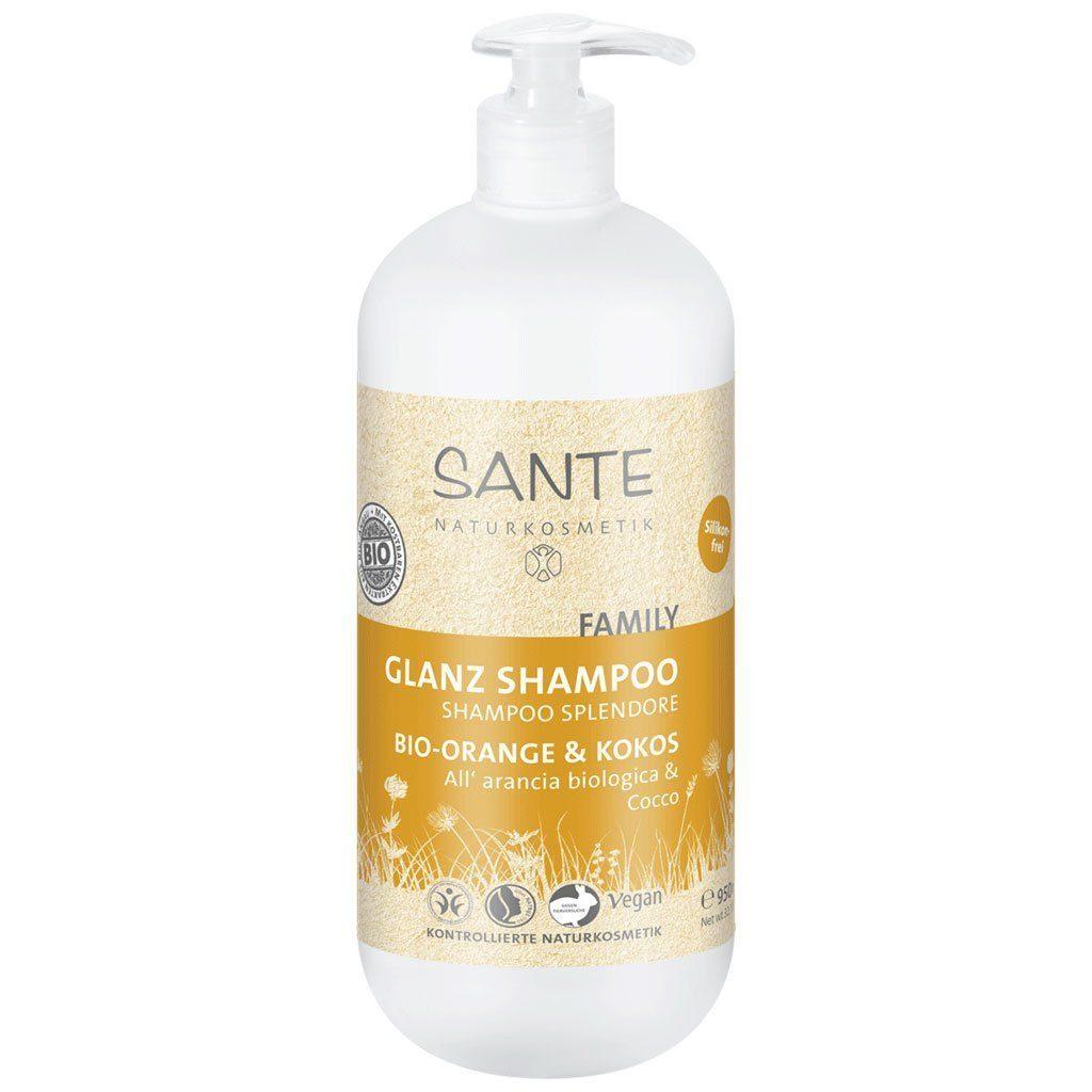 Orange & Coconut Gloss Shampoo