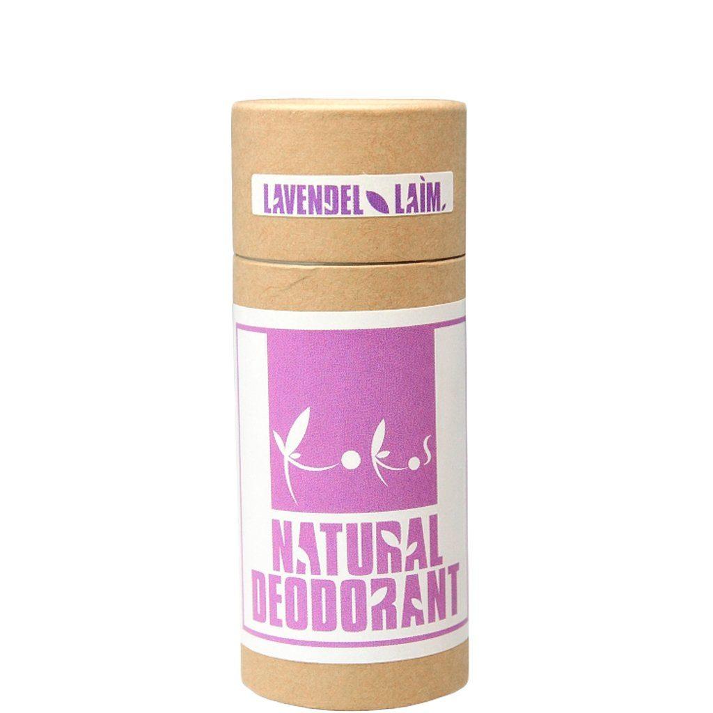 Deodorant lavendel-laimiga