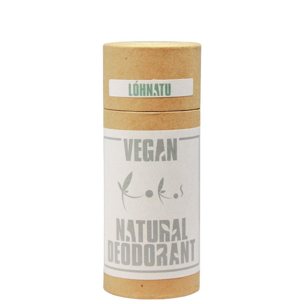 Lõhnatu vegan-deodorant kandelillavahaga