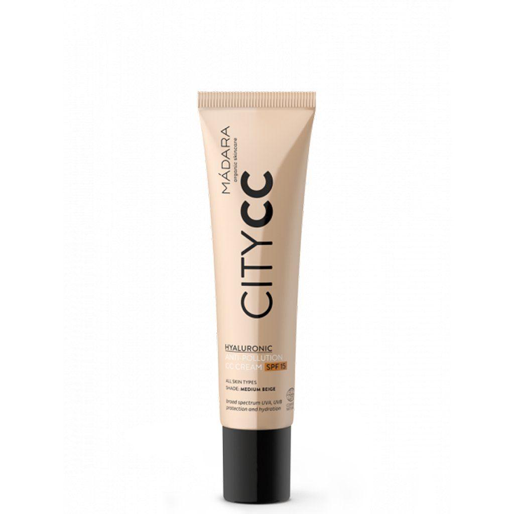 Anti-Pollution CC Cream SPF 15: Medium Beige
