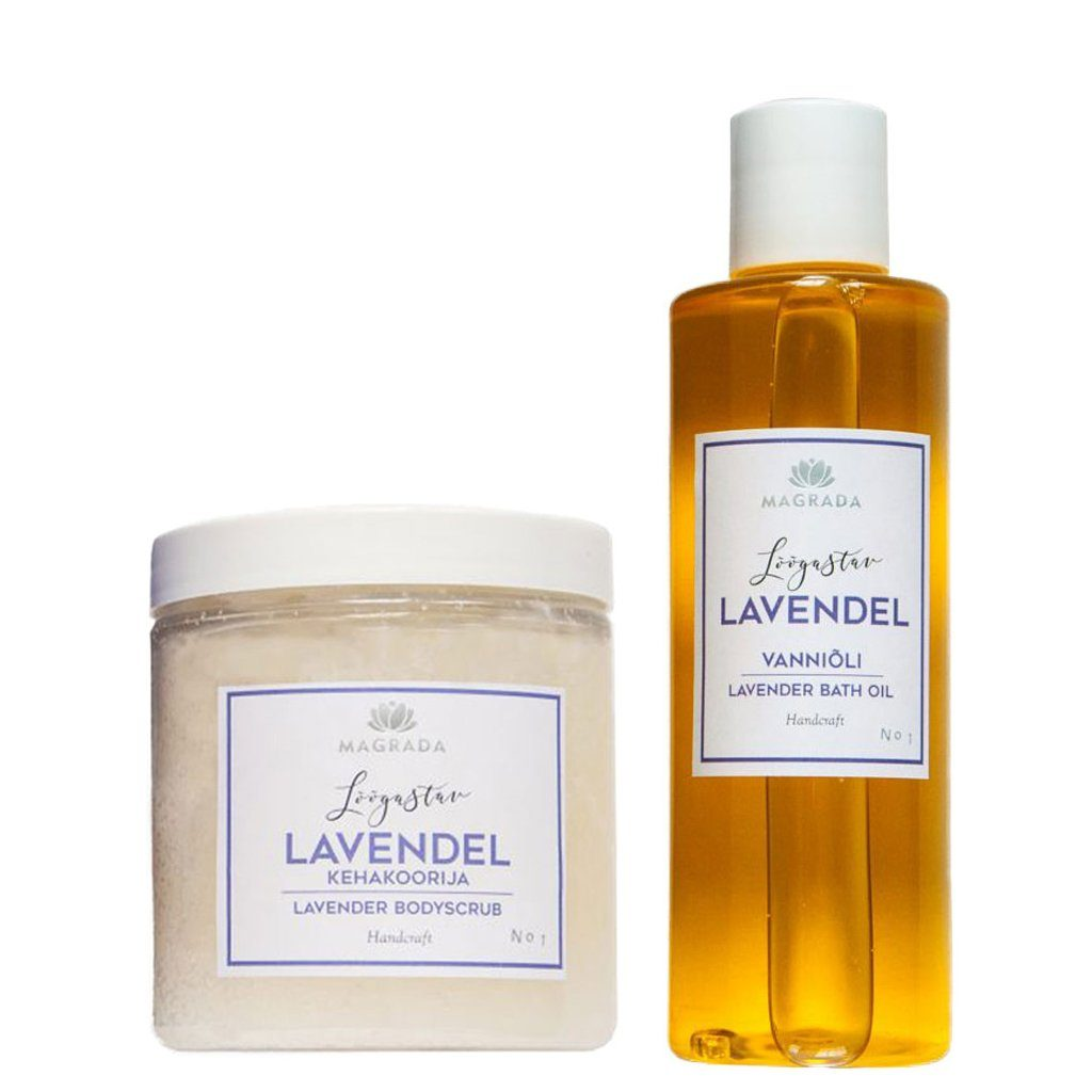 Gift Set: Magrada Relaxing Lavener