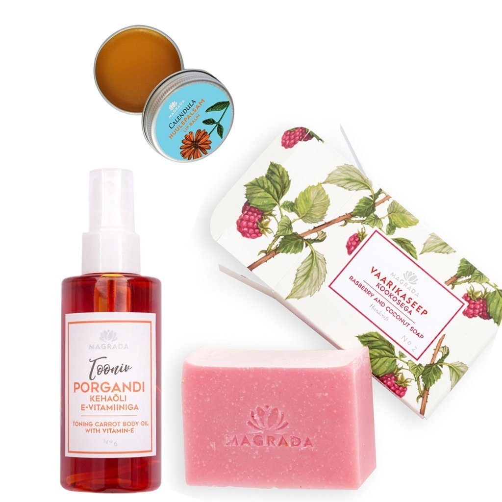 Gift Set: Magrada Body Care