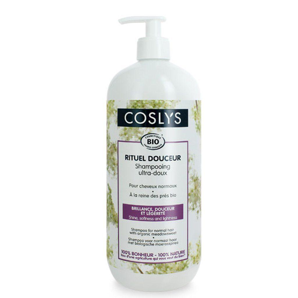 Šampoon normaalsetele juustele