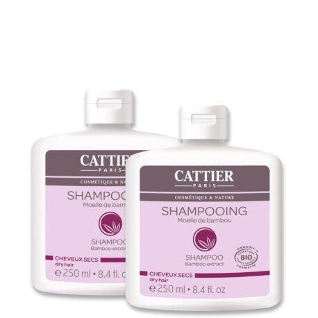 Šampoon kuivadele juustele duopakk