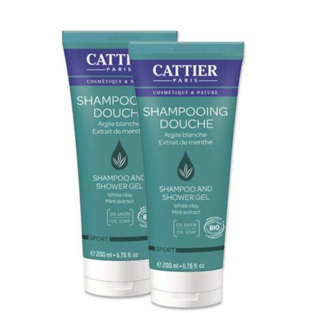 Sport šampoon-dušigeel duopakk