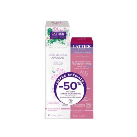 Cattier_duopakk_sinulooduskosmeetika