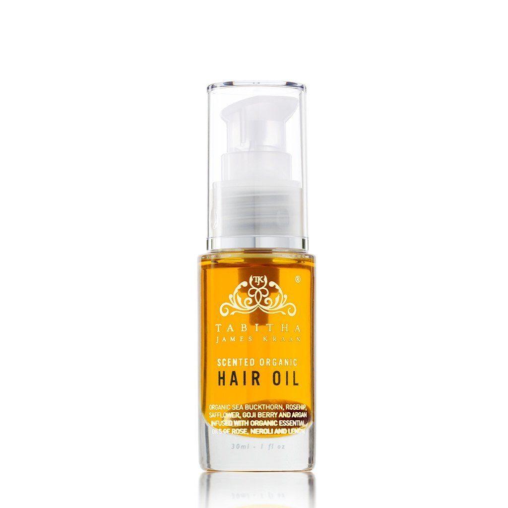 Orgaaniline juukseõli Amber Rose