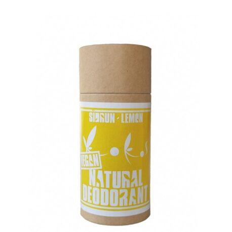 Vegan-deodorant sidruniga