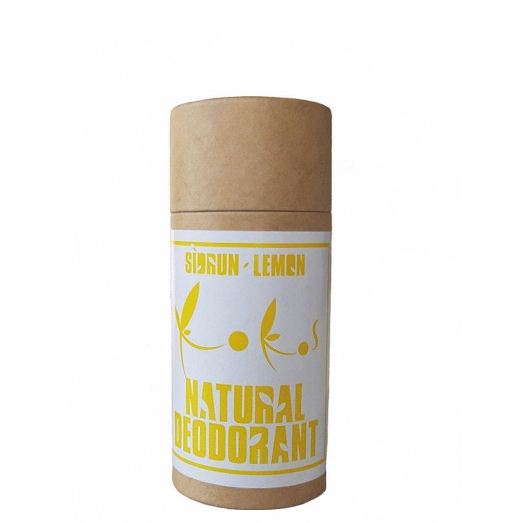 Deodorant sidruniga