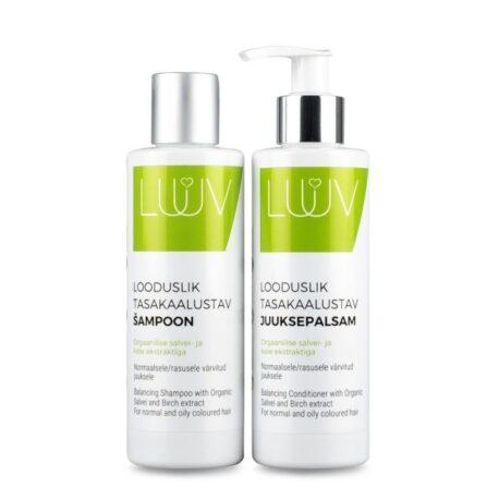 Luuv_shampoon_palsam_komplekt