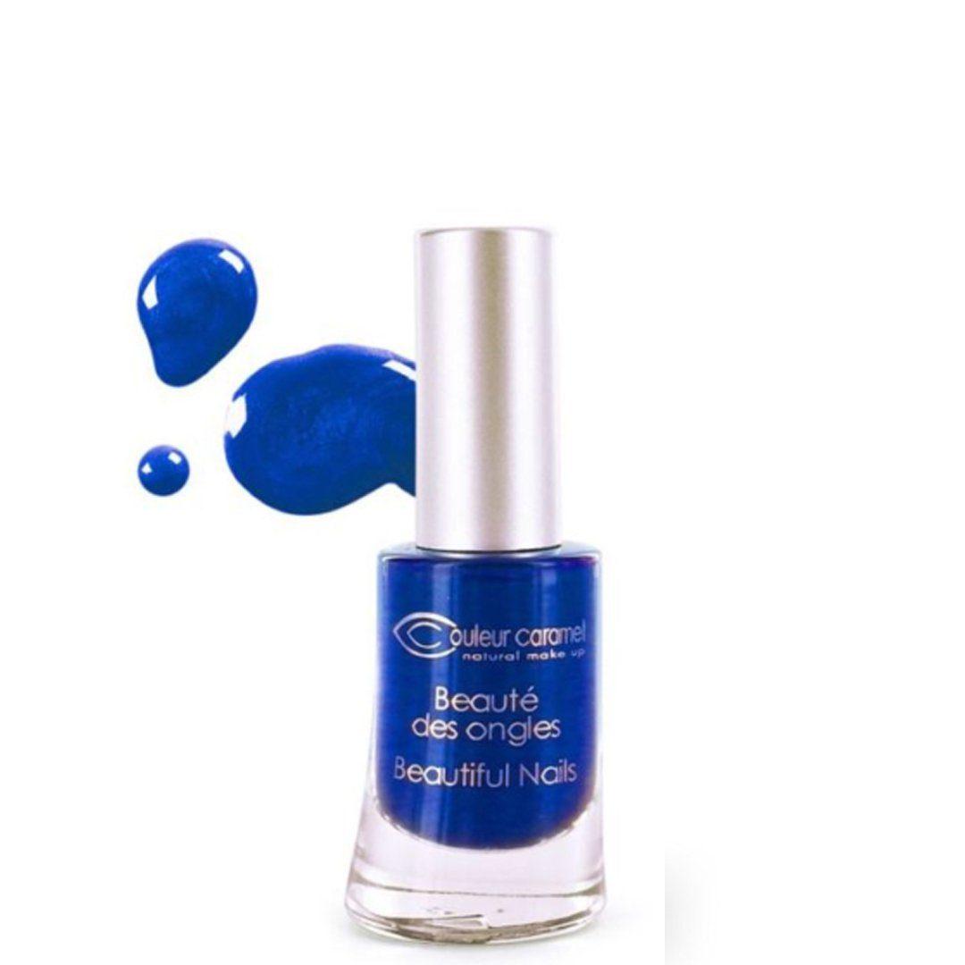 Küünelakk Pearly Midnight Blue Nr. 58