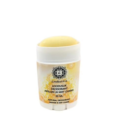 Apelsini ja May Changi deodorant