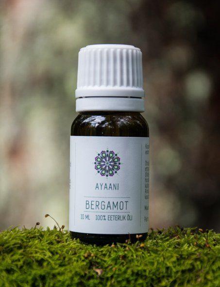 Bergamot eeterlik õli